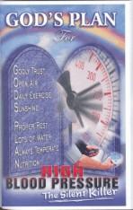 GOD'S PLAN for High Blood Pressure - The Silent Killer